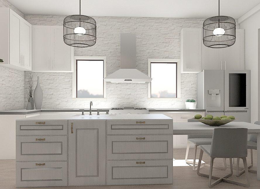 Corbell kitchen 1